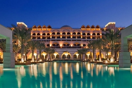Отель Jumeirah Zabeel Saray, Дубай, ОАЭ