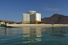 Отель Oceanic Khorfakkan Resort & Spa, Фуджейра, ОАЭ