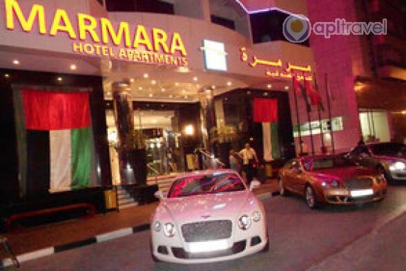 Отель Marmara Hotel Apartments, Дубай, ОАЭ