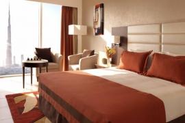 Отель Radisson Blu Hotel Dubai Downtown, Дубай, ОАЭ