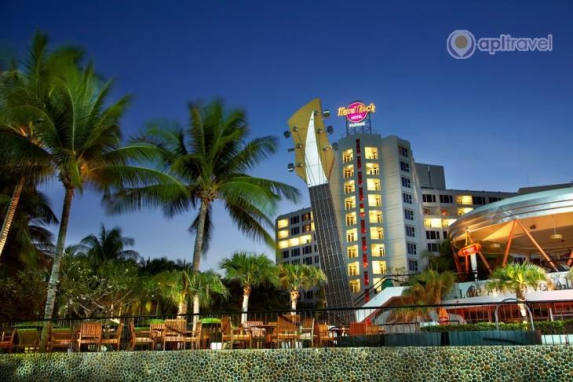 Отель Hard Rock Hotel Pattaya, Центральная Паттая, Таиланд