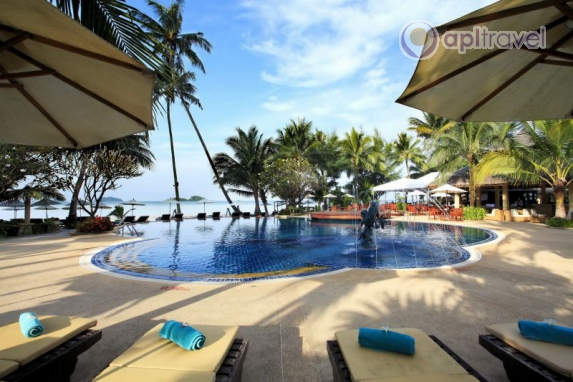 Отель Centara Koh Chang Tropicana Resort, Чанг, Таиланд