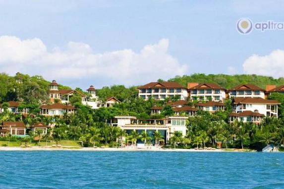 Отель Sheraton Pattaya Resort, Южная Паттайя, Таиланд