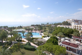 Отель Crystal Tat Golf Beach Resort & Spa, Белек, Турция