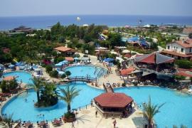 Отель Pemar Beach Resort, Сиде, Турция