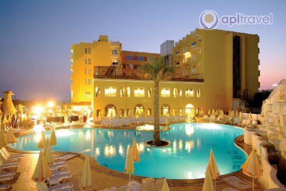 Отель ACG Hotels Orient Family, Алания, Турция