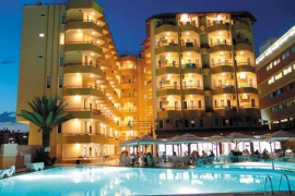 Отель Inova Beach Hotel, Алания, Турция