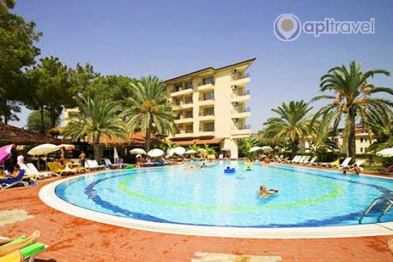 Palm D or Hotel 4* (Турция/Сиде) Отзывы отеля Рейтинг