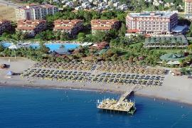Отель Justiniano Club Park Conti, Алания, Турция