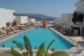 Отель Gumbet Holiday Beach Hotel, Бодрум, Турция