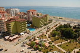 Отель Sunstar Beach Hotel, Алания, Турция