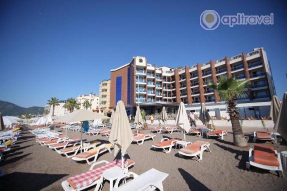Отель Mehtap Beach, Мармарис, Турция