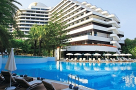 Отель Rixos Downtown Antalya, Анталия, Турция