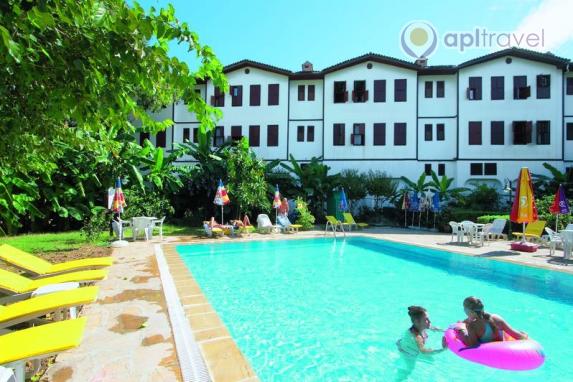 Отель Idyros Hotel, Кемер, Турция