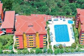 Отель Saritas Hotel, Алания, Турция