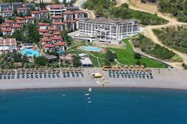 Отель Justiniano Deluxe Resort, Алания, Турция