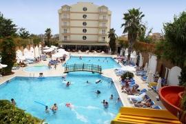 Отель Jasmin Side, Сиде, Турция