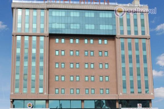 Отель Adela, Стамбул, Турция