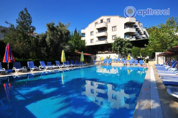 Отель Adler Hotel, Мармарис, Турция