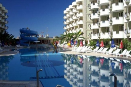 Отель May Garden Club Hotel, Алания, Турция