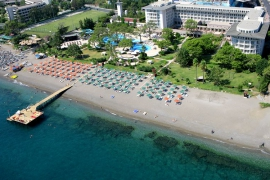 Отель Kilikya Palace Hotel, Кемер, Турция