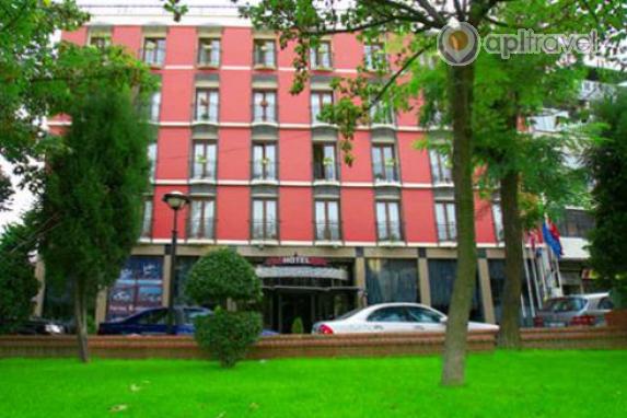 Отель Accura Golden Horn Sirkeci, Стамбул, Турция