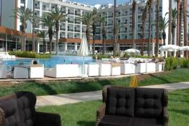 Отель Ideal Prime Beach Hotel, Мармарис, Турция