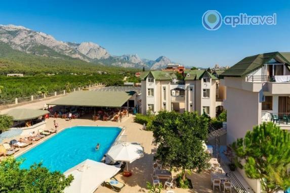 Отель Ares Hotel Kemer, Кемер, Турция