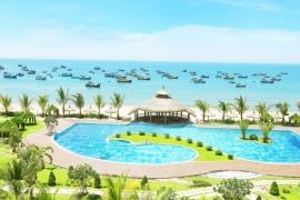Отель The Sailing Bay Beach Resort, Фантьет, Вьетнам