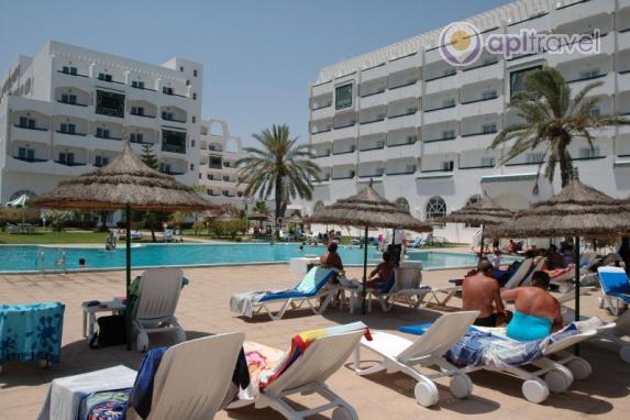 Хотел Jinene, Сус, Тунис - Тунис 2013