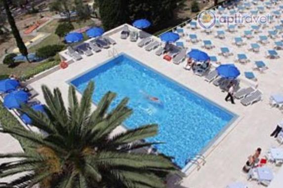 Отель марина хорватия