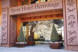 Отель Sport Hotel Hermitage & Spa, Сольдеу, Андорра
