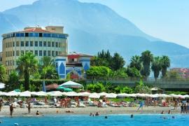 Отель Syedra Princess, Алания, Турция