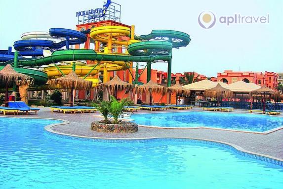 Отель Beach Albatros Garden, Хургада, Египет
