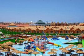 Отель Jungle Aqua Park, Хургада, Египет