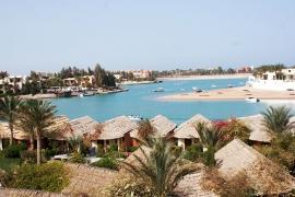 Отель Panorama Bungalows Resort El Gouna, Эль Гуна, Египет