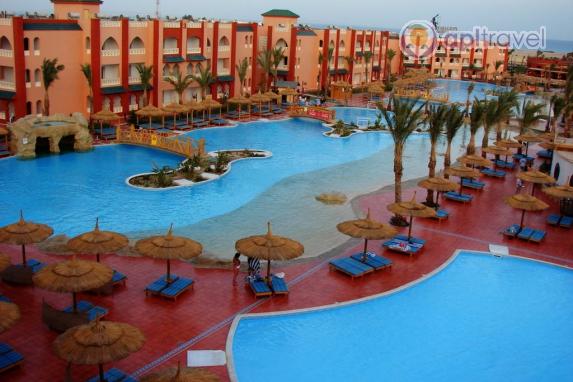 Отель Albatros Aqua Vista Resort & Spa, Хургада, Египет