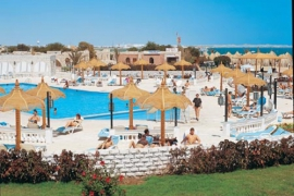 Отель Aladdin Beach Resort, Хургада, Египет