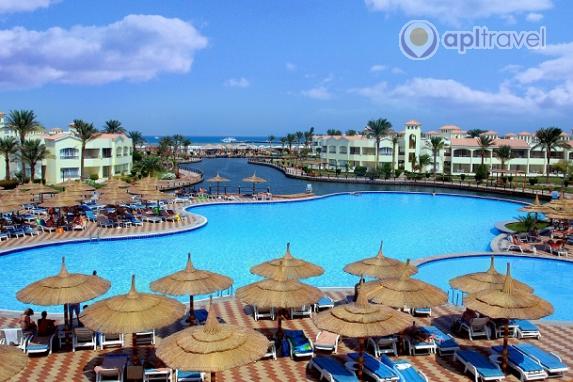 Отель Dana Beach, Хургада, Египет