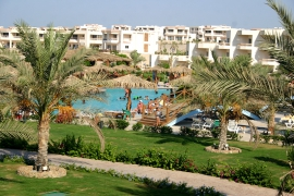 Отель Hilton Hurghada Long Beach, Хургада, Египет