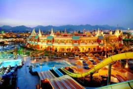 Отель Albatros Aqua Blu Sharm, Шарм-Эль-Шейх, Египет