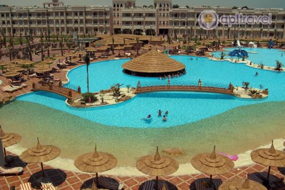 Отель Albatros Palace Resort, Хургада, Египет
