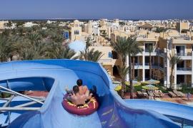 Отель Lilly Land Beach Club, Хургада, Египет