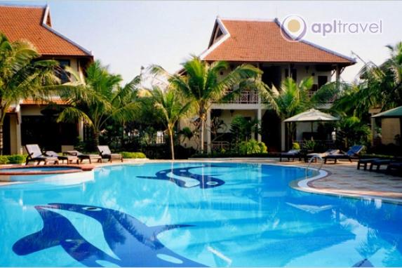 Отель Novela Muine Resort & Spa, Фанранг, Вьетнам
