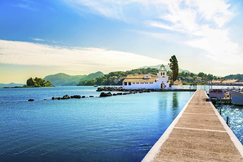 Греческие острова: Закинф + Корфу + Санторини - Туристический оператор APL Travel (АПЛ Тревел)