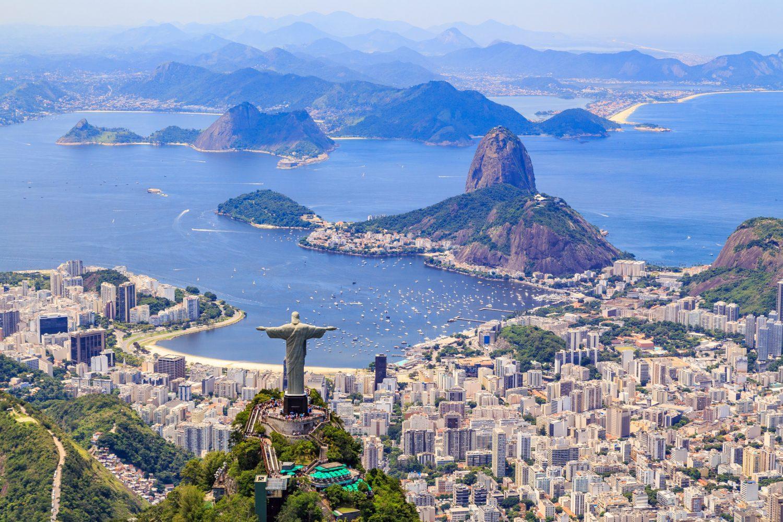 Рио-де-Жанейро + водопады Игуасу - Туристический оператор APL Travel (АПЛ Тревел)
