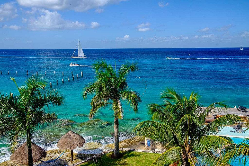 Зимовка на острове Косумель (Мексика) - Туристический оператор APL Travel (АПЛ Тревел)