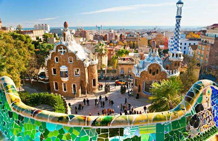 Круизный тур по Средиземному морю: Барселона, Пальма-де-Майорка, о. Сардиния, Рим, Капри, Ливорно - Туристический оператор APL Travel (АПЛ Тревел)