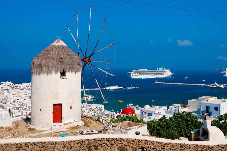 Кушадасы + Греческие острова  - Туристический оператор APL Travel (АПЛ Тревел)