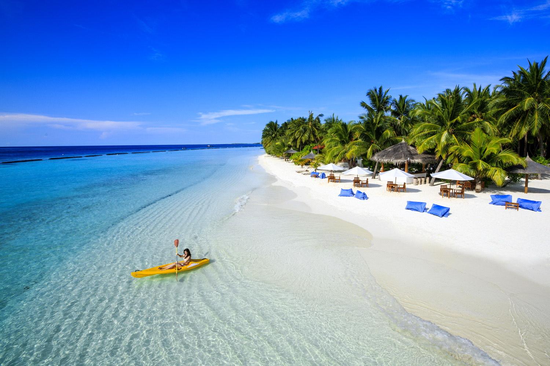 Мальдивы + Арабские Эмираты - Туристический оператор APL Travel (АПЛ Тревел)